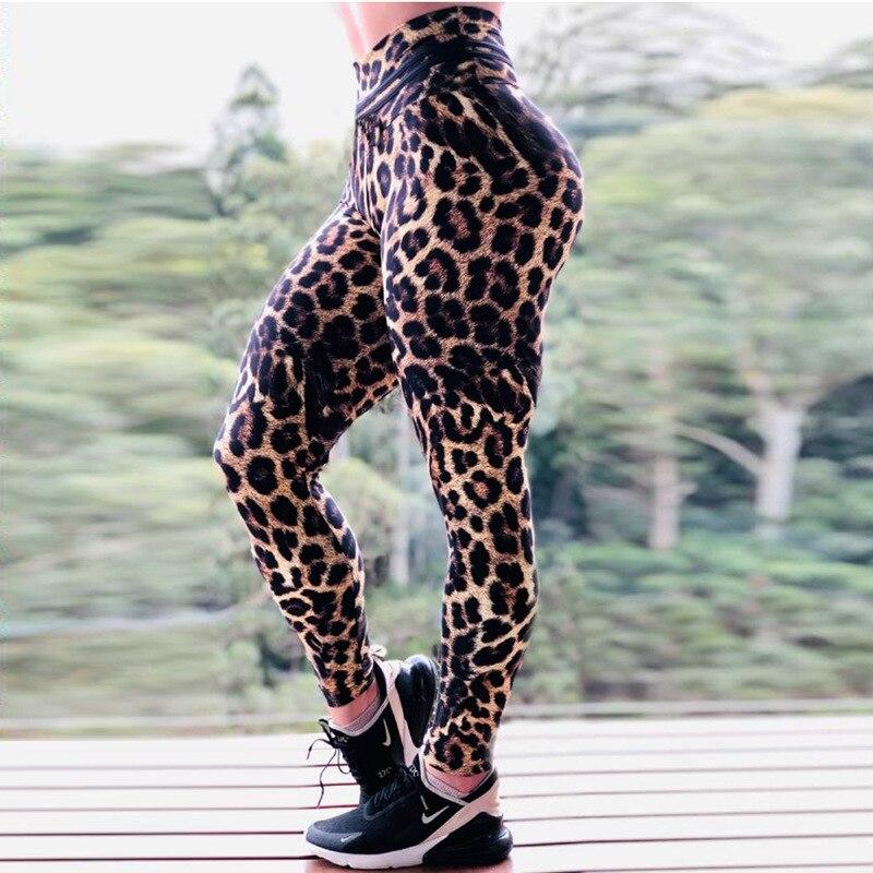 Women Leopard Animal Print Leggings
