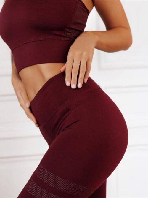 Women's Two Piece Workout Sets | Yoga Leggings & Workout Bra